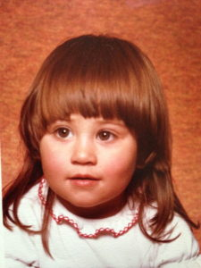 Amy baby pic