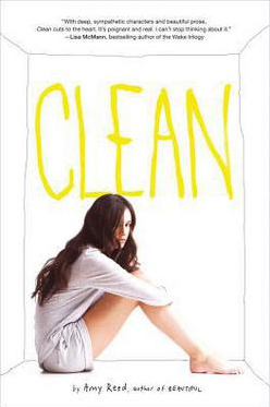 Clean by author Amy Reed
