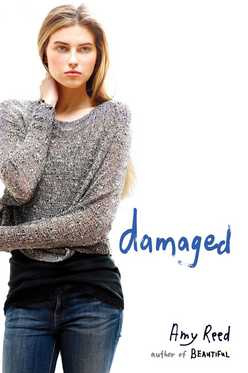 Damaged by author Amy Reed